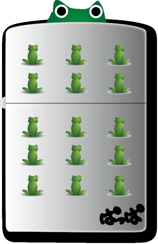 Frog_zippo